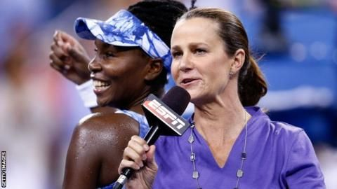 Ilie Nastase repeatedly asked if I was a virgin says Pam Shriver