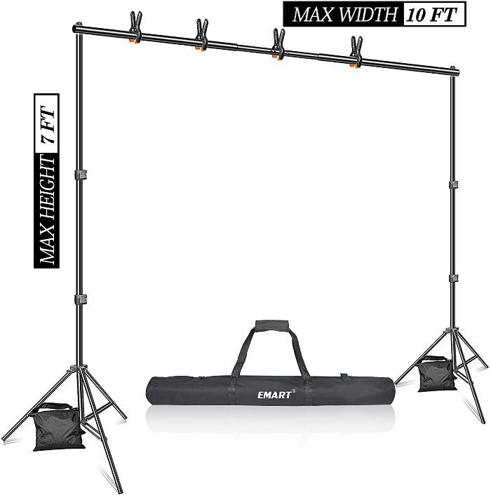 How We Re Zooming And Escaping While Stuck Inside Video Studio Carry On Bag Photo Backdrop Stand