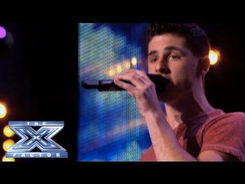 Colton Pack - Packs a Punch on The X Factor Stage - THE X FACTOR USA 2013 - YouTube
