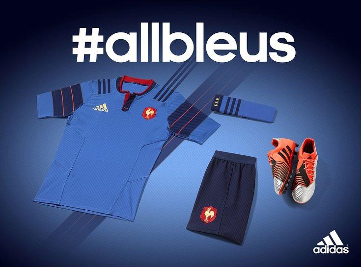 nouveau maillot adidas equipe de france de rugby