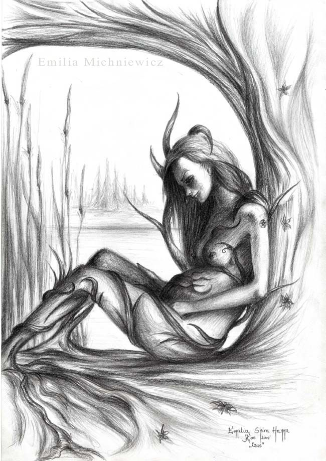 Time- pencil drawing www.facebook.com/EMsilverART