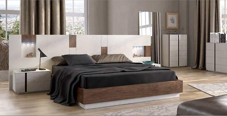 Habitacions i dormitoris, llits i tauletes, calaixeres i capçals · ISMOBLE