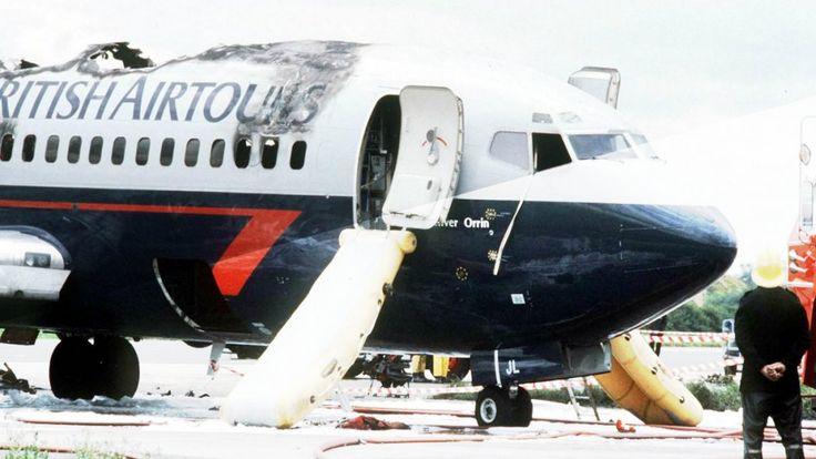 flygcforum.com ✈ BRITISH AIRTOURS FLIGHT 28M ✈ ACi Panic on the Runway ✈
