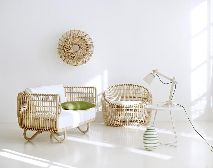 25 Best Indoor Collection Images On Pinterest  Interior Indoor Custom Indoor Wicker Dining Room Sets Inspiration Design