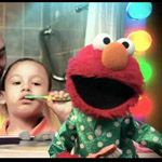 so cute! Elmo sings Brushy Brush Your Teeth Warning: you will have this song stuck in your head!