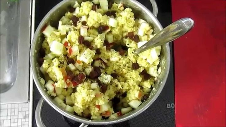 hirse frühstück || food inspiration