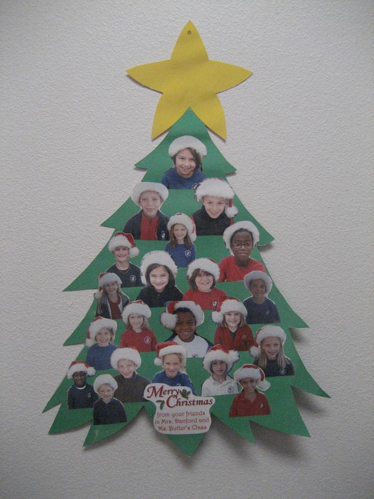 Classroom Christmas Wish Tree