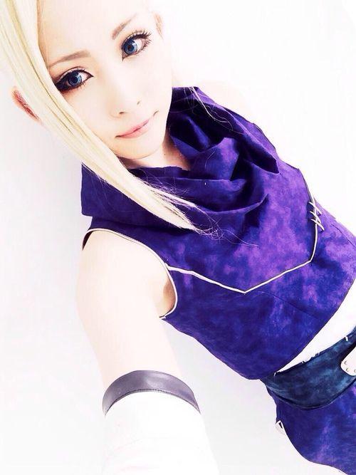 cosplay and naruto image