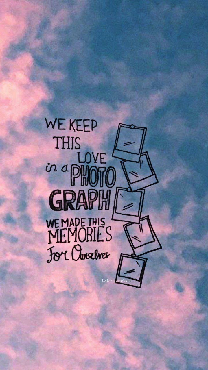 Photograph Songs Lyrics Tumblr Song Lyrics Wallpaper Music Quotes Lyrics