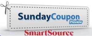 smartSourceCouponPreview: giving you a preview of coupons coming out in the next Sunday's paper