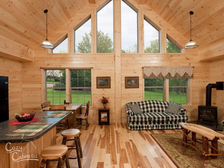 Cabin Interior Paint Colors: Best 25+ Small Log Cabin Ideas On Pinterest