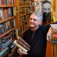 Hard to Find (But Worth the Effort) Quality Secondhand Bookshop owner Warwick Jordan loves Dunedin
