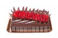 Tort dietetic Nucita: Tortul dietetic este indulcit cu xylitol, un indulcitor natural obtinut din coceanul de porumb printr-un proces de fermentatie naturala. Blatul bogat in miez de nuca si crema de ciocolata dietetica creeaza o combinatie de exceptie, si pe placul celor mai fine gusturi. Incearca si tu tortul dietetic Nucita de la Candy Cat pentru urmatorul eveniment din viata ta!