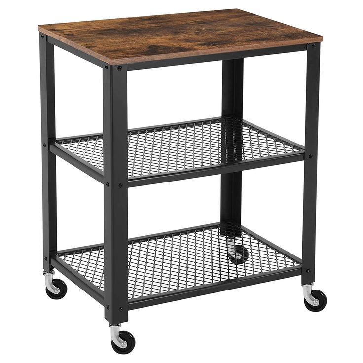 Top 10 Best Rolling Kitchen Carts in 2020 Reviews