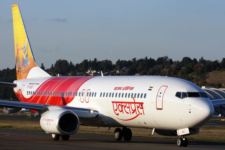 Air India Express Boeing 737-800W