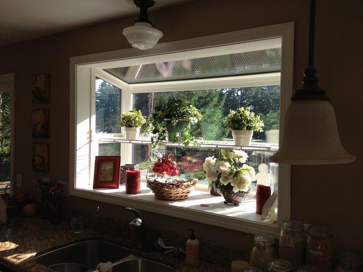 Kitchen Window Box Ideas