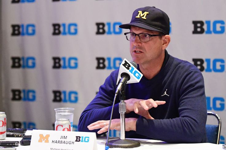 Jim Harbaugh finally posted Michigan's 2017 roster, 3 days before the season starts