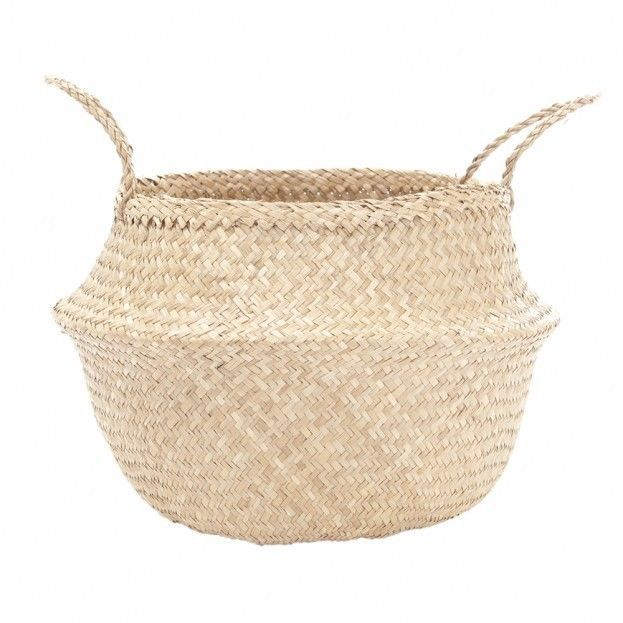 OLLI ELLA - NATURAL BELLY BASKET SMALL
