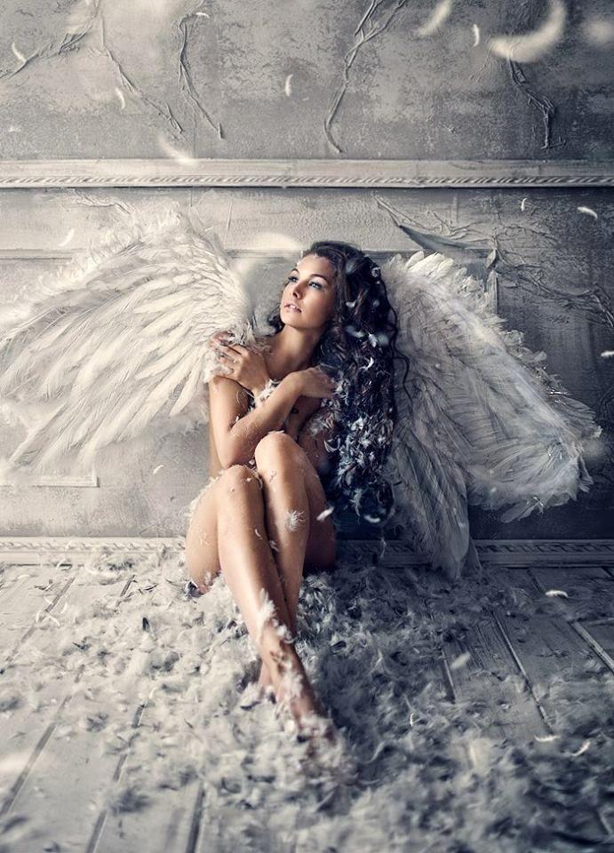 Caged Canary - Live the Fairytale #Angel #Spiritual #Spirituality #Heaven