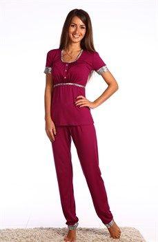 Новая пижама из вискозы? Что может быть нежнее? всего 880 руб.