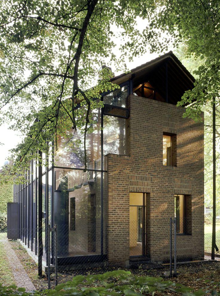 Haus Babanek | Heinz Bienefeld | Architekturfotografie | Porträtfotografie | Dortmund | Ruhrgebiet | NRW |Cornelia Suhan Fotografie