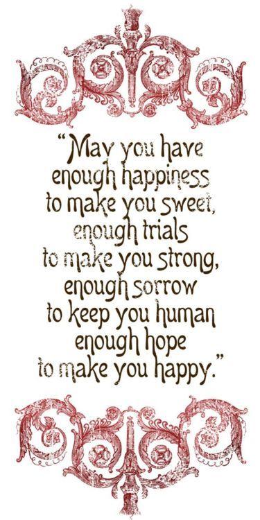 sweet, sorrow, and happiness ♥