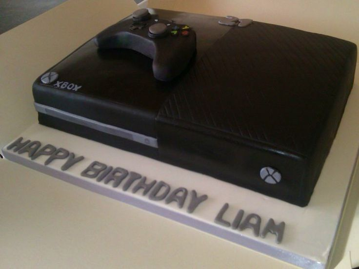 25 Best Ideas About Xbox Cake On Pinterest Party