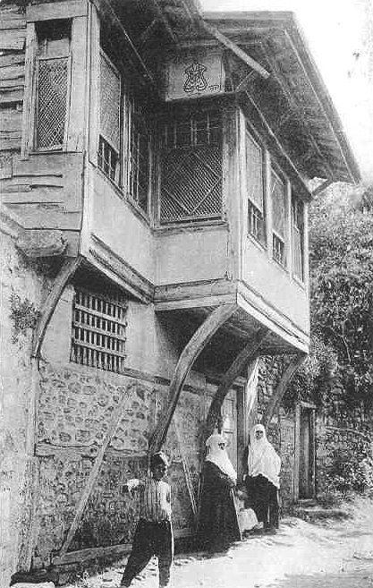 İstanbul Evleri (1910)