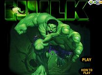 Sparge Caramizi cu Hulk