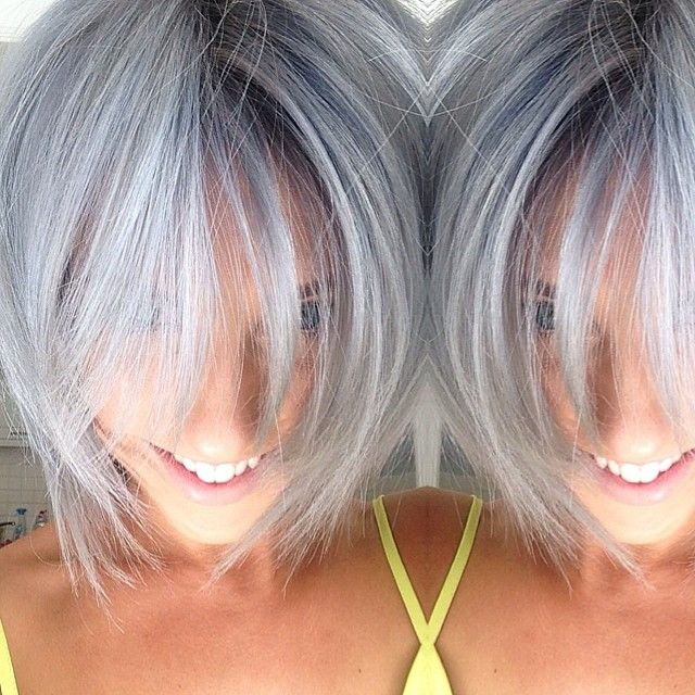 1000 Images About Hairsilvergrey On Pinterest Silver Of