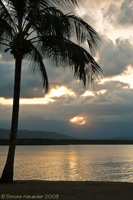 Port Douglas - sunset by simone_a13, via Flickr