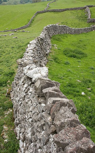 Wall, Yorkshire Dales