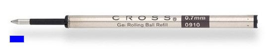 Cross Refills for Cross Spire and Click Pens - Blue Rollerball Pen