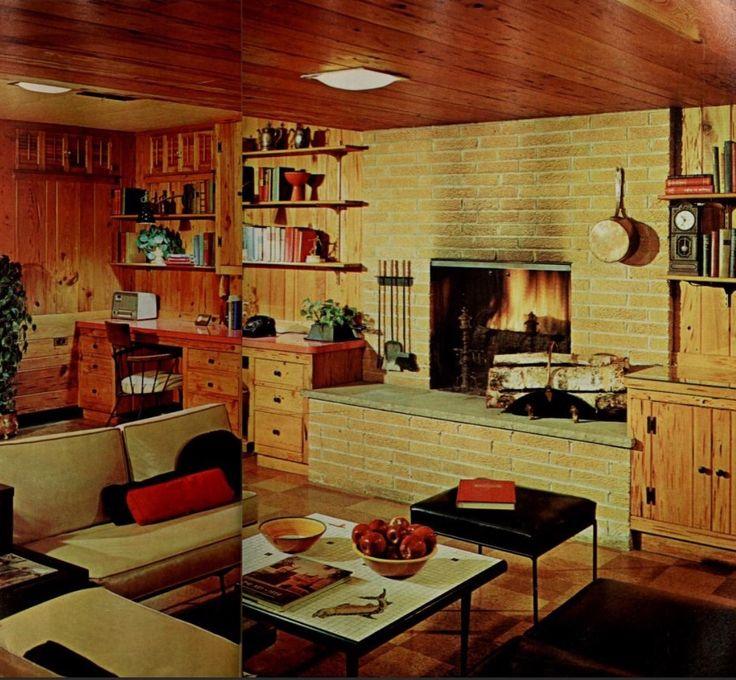 ... 50er Jahre Wohnzimmer, 50er Jahre Design, Mitte Des Jahrhundert Moderne  Kunst, Moderner Art Deco, Moderne Zeitgenössische, Wohnzimmer