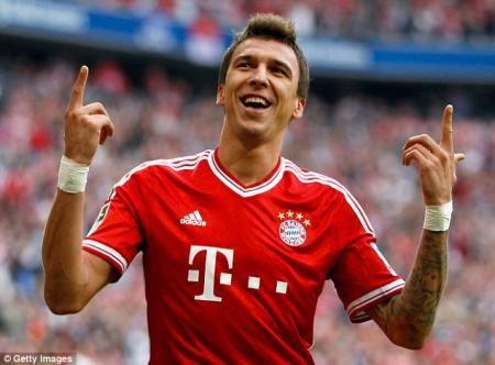 Agen Bola Piala Dunia 2014 - Bayern Munich: Mario Mandzukic Not For Sale! http://klikbola88.org/?m=beritaContent&newsId=x2b484