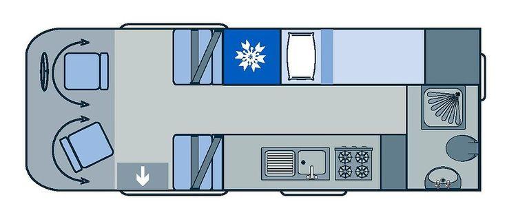 2 berth, 3 berth and 4 berth motorhome sales and motorhome manufacture | Solaris XL