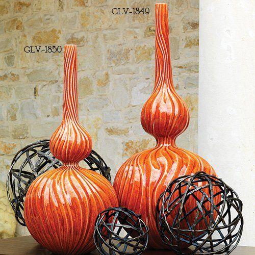 Global Views 1850 Magura Mandarin Transitional Vase - Medium GLV-1850