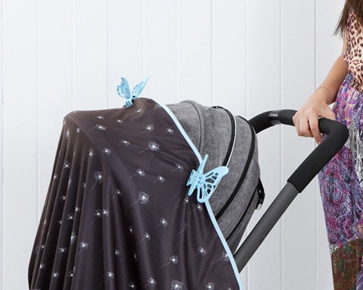 HodgePodge Baby has transformed the dreary pram peg into a cute and fashionable yet functional accessory, to suit every mum's style. Peggles Pram Pegs have been