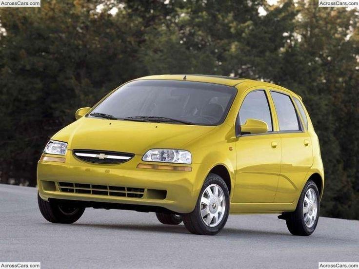 Chevrolet Aveo LS 5 Door (2004)