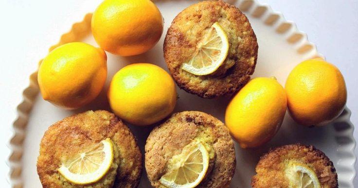 Mennyei citromos muffin - Recept | Femcafe