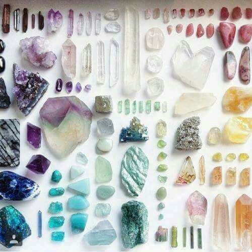 crystal, colors, and mineral εικόνα