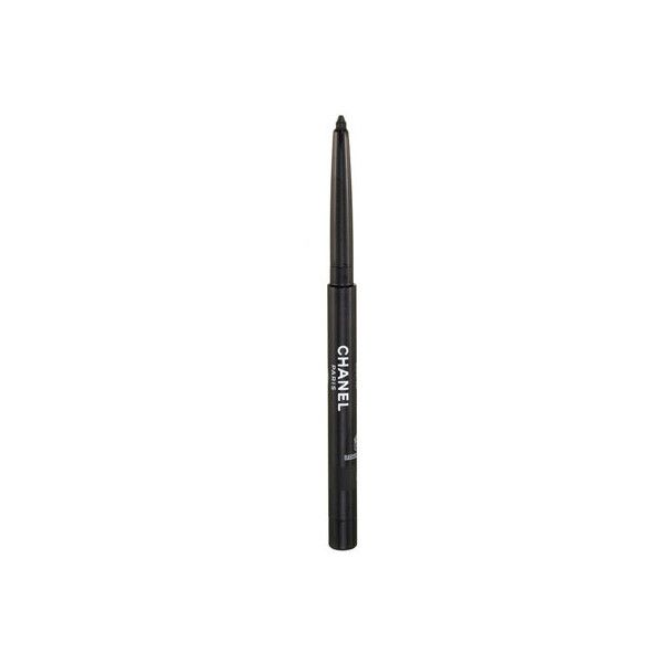 Chanel Stylo Yeux Waterproof Long-Lasting Eyeliner ❤ liked on Polyvore featuring beauty products, makeup, eye makeup, eyeliner, fillers, beauty, black, chanel eye makeup, chanel eyeliner and chanel eye liner