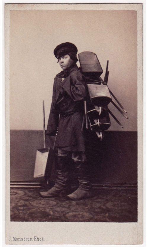 Мальчик. торговец тачками (young merchant of navvy barrows).
