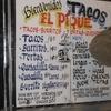 El Pique Taco Truck, York and Ave 53  Highland Park, CA 90042 (al pastor, carne asada, and chorizo tacos and burritos) $