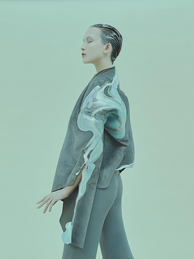 Photographer Nhu Xuan Hua  model Alena Nurgaleeva Wilhelmina Models London  www.auraphotoagency.com follow us on instagram https://www.instagram.com/auraphotoagency/