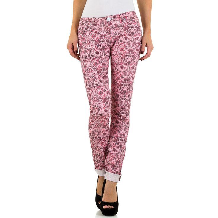 13,99 € - Summer Must-Have Gemusterte Low Skinny Jeans | Ital Design Shop