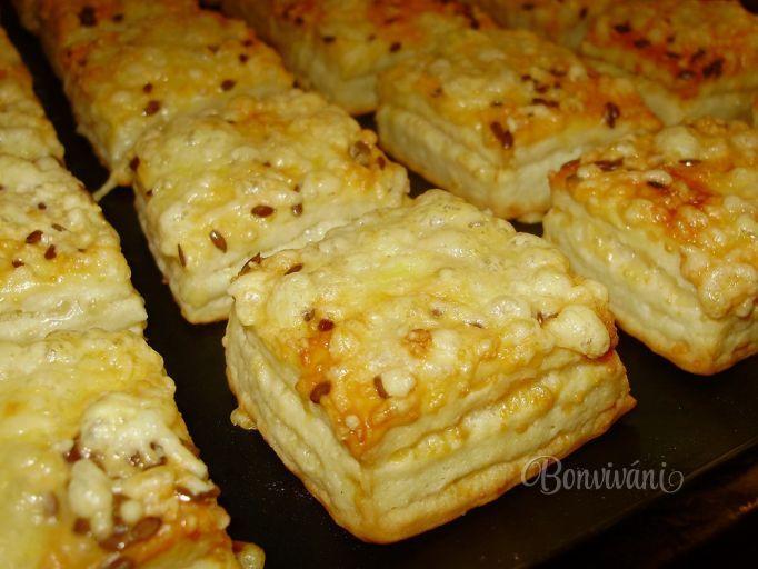Sýrové pagáče • bonvivani.sk