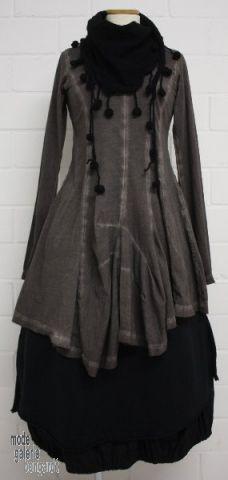 Rundholz black label winter 2013, sleeved tunic