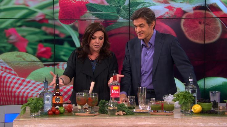 Rachael Ray's Healthy Summer Drinks