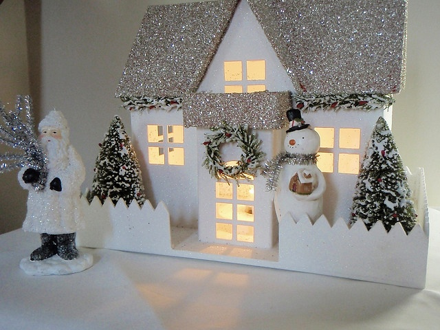 457 Best Christmas Villages Images On Pinterest